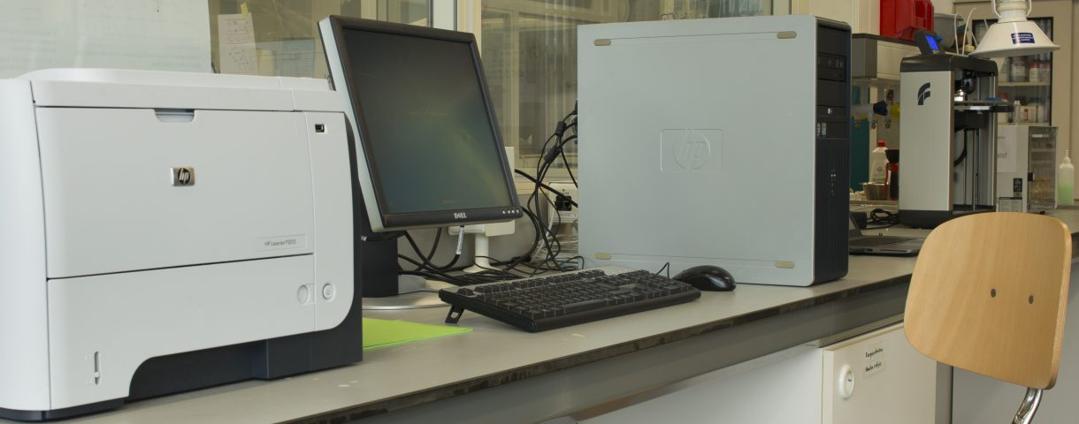 Pc in the lab