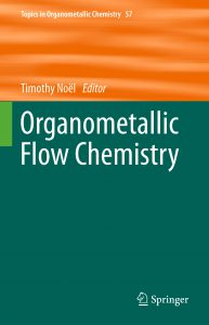 Organometallic Flow Chemistry - cover